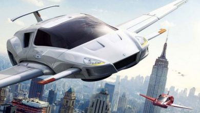 "Photo of ""سيارات طائرة"" قيد التشغيل بحلول 2025"