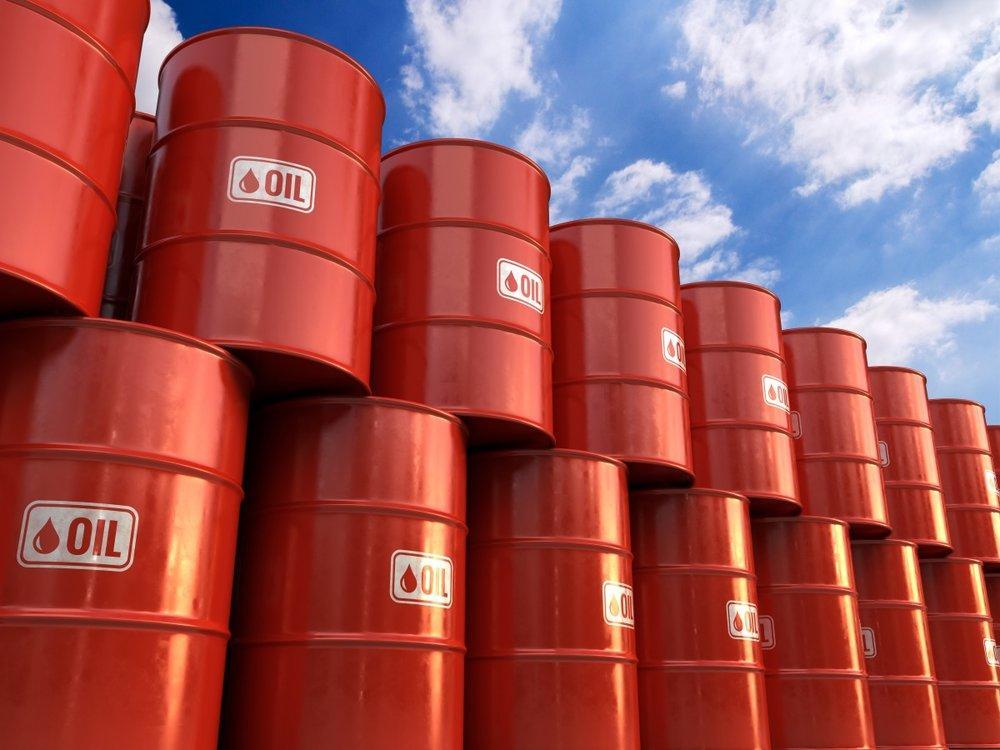 أسعار النفط - مخزونات النفط التجارية