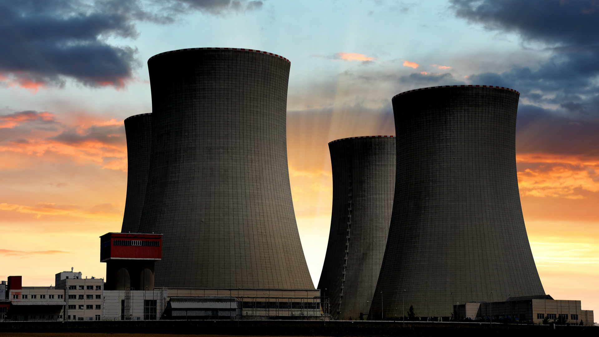 مفاعلات طاقة نووية