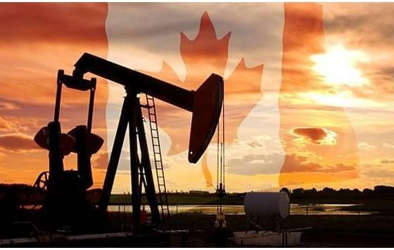 صناعة النفط والغاز - كندا - موارد النفط