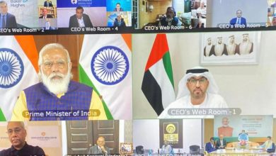 Photo of أسبوع سيرا.. أدنوك: الهند من أهمّ شركائنا في استكشاف النفط والغاز