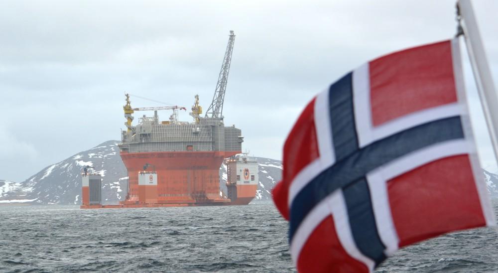 حقل نفط في نرويجي- شركات النفط الحكومية