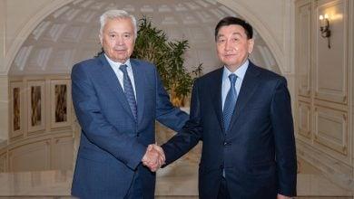 Photo of ديناميكية جديدة لزيادة التعاون النفطي بين روسيا وقازاخستان