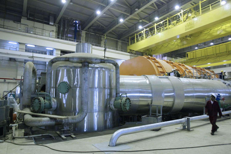 منشأة لتخصيب اليورانيوم في إيران