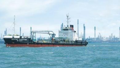 Photo of سنغافورة تعلّق ترخيص ثالث أكبر مورد لوقود السفن