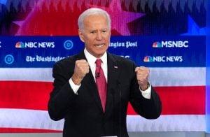 المرشح الديمقراطي للرئاسة الأميركية جو بايدن