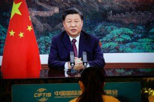 الرئيس الصينى شي جين بينغ
