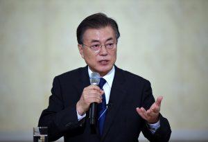 رئيس كوريا الجنوبية مون جاى إن - مدينة سول