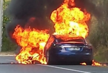 Photo of استقصاء: نصف المراكز الأميركية غير مجهزة لحرائق السيارات الكهربائية