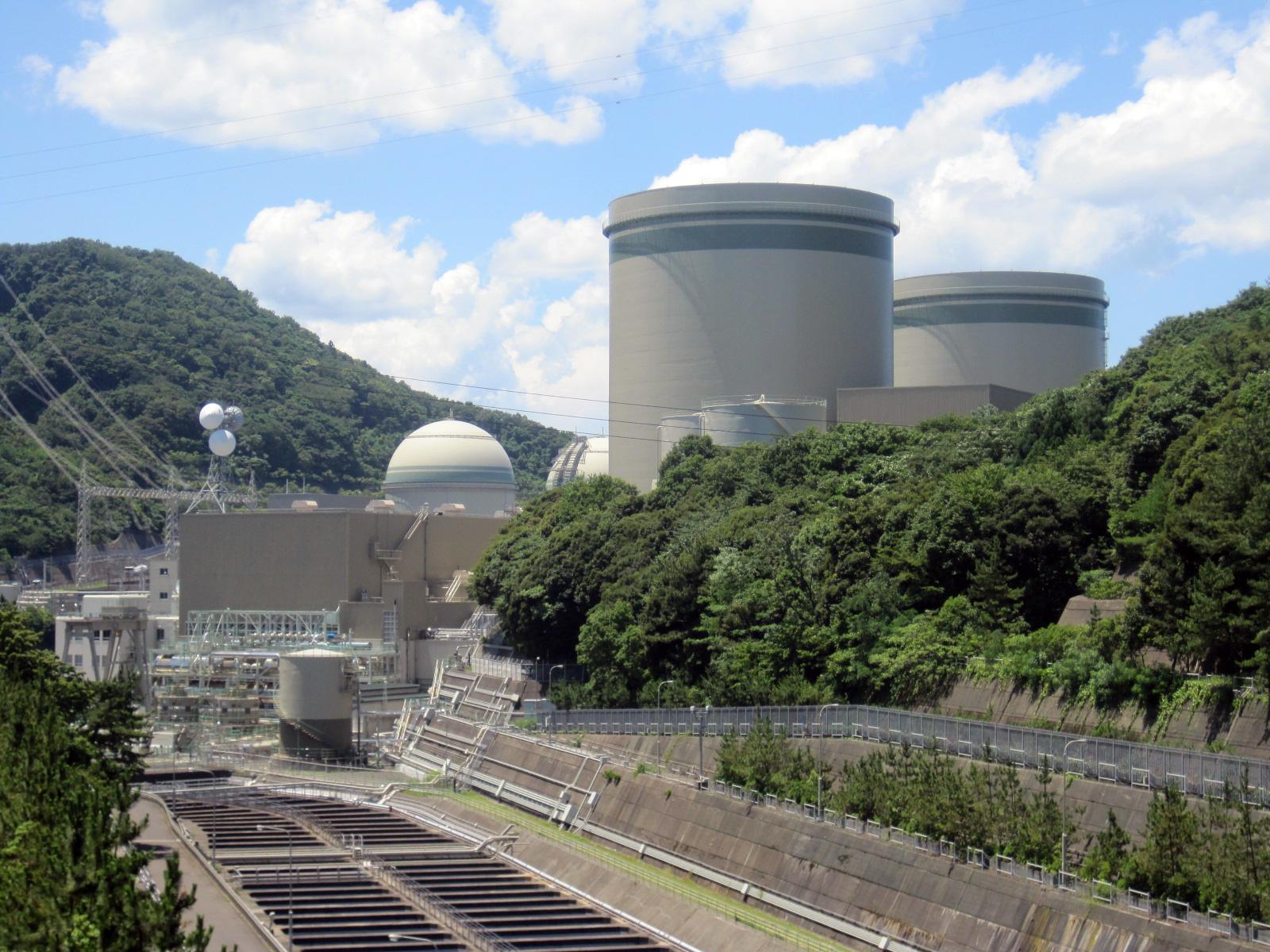 محطة تاكاهاما للطاقة النووية