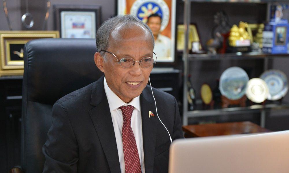 وزير الطاقة الفلبيني، ألفونسو كوسي