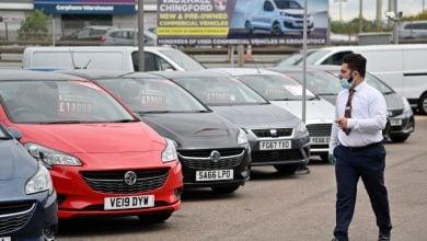 Photo of 27 مليار دولار خسائر محتملة لقطاع السيّارات في بريطانيا