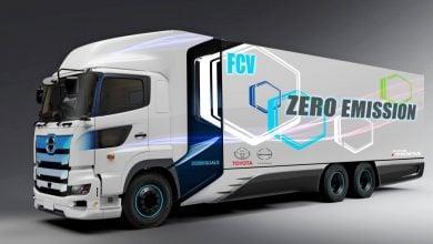 "Photo of ""تويوتا"" تتعاون مع ""هينو"" لإطلاق سيّارة هيدروجينية في 2021"