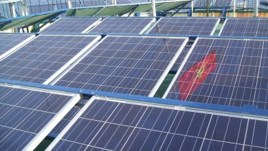 Photo of افتتاح محطّة طاقة شمسية في فيتنام