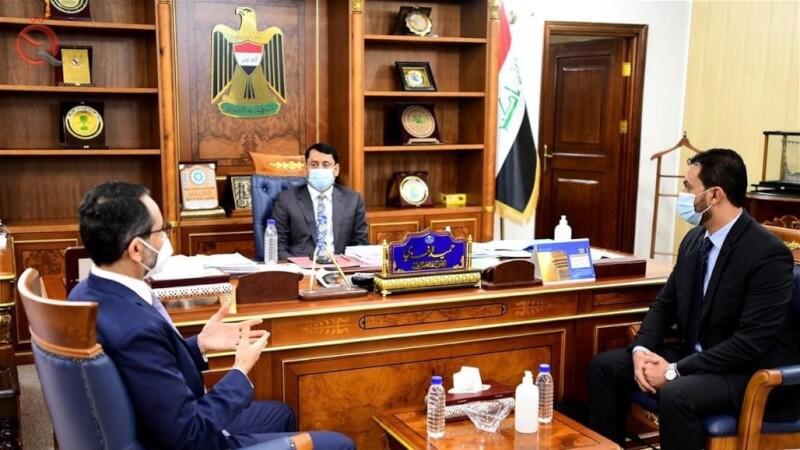 تطوير شبكة الكهرباء العراقية