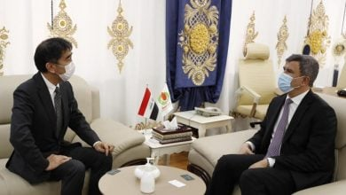 Photo of اتّفاق عراقي ياباني للتعاون في تطوير مشروعات النفط والغاز