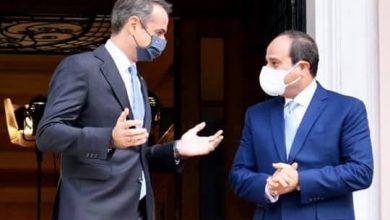 Photo of توافق مصري يوناني على التعاون في إدارة ملفّ شرق المتوسّط