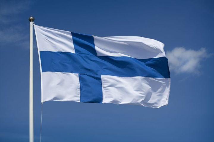 علم دولة فنلندا