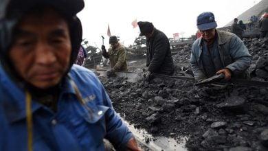 Photo of ارتفاع إنتاج الفحم في الصين خلال الربع الأول من 2021