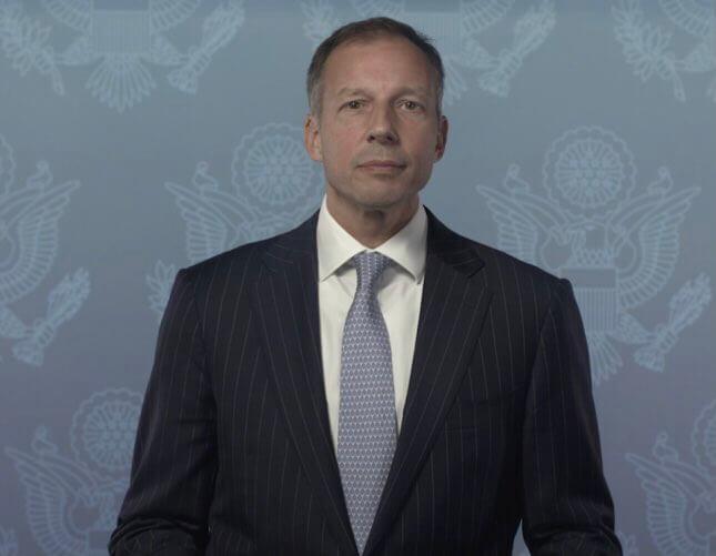 مساعد وزير الخارجية الأمريكي لموارد الطاقة، فرانك فانون
