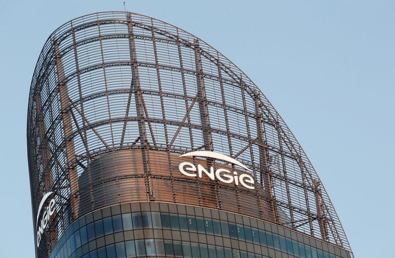 مقر شركة إنجي الفرنسية