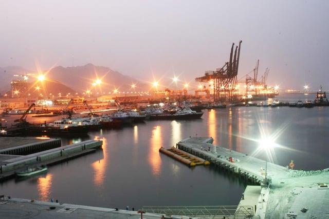 ميناء الفجيرة