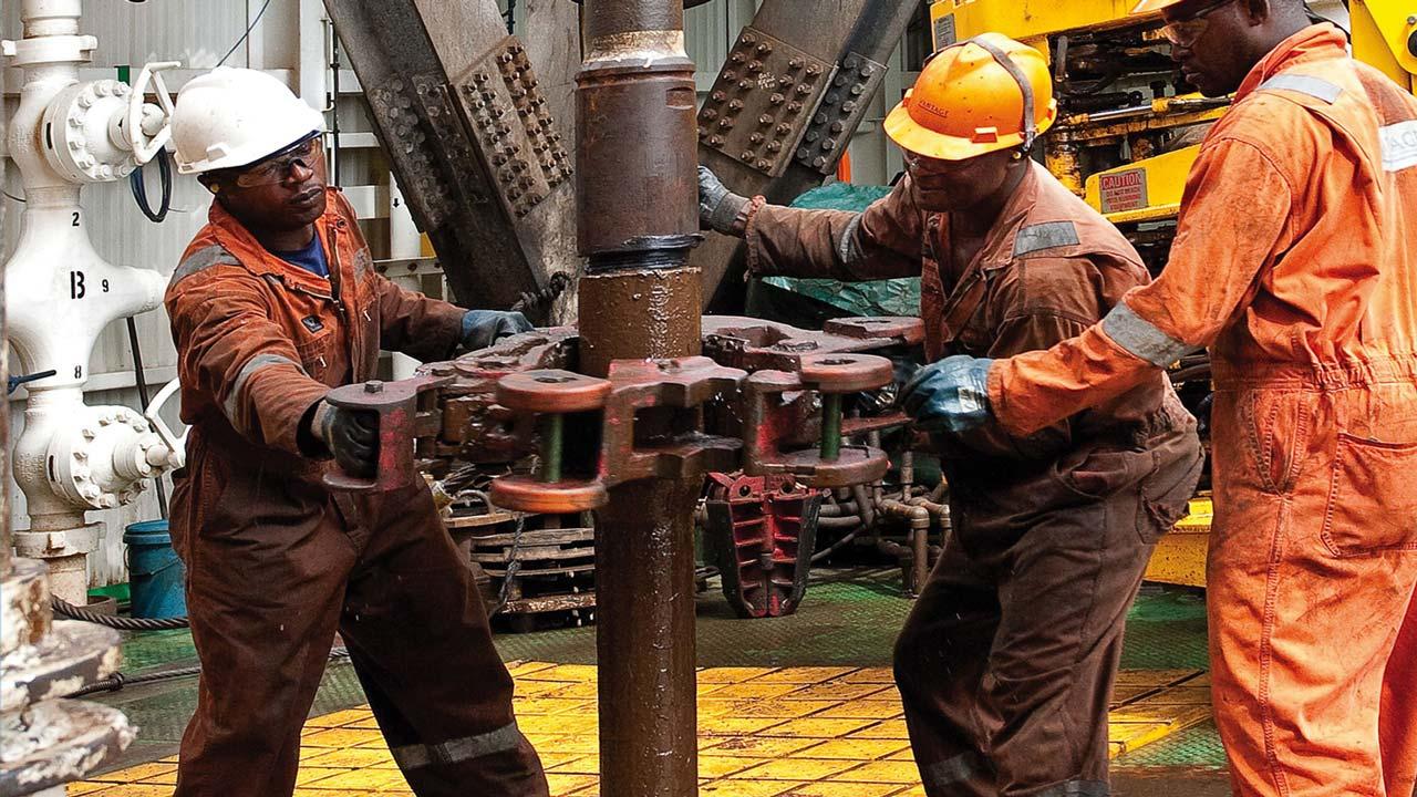 دلتا النيجر - صناعة النفط النيجيرية