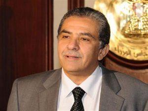وزير البيئة المصري السابق خالد فهمي