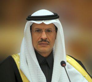 وزير الطاقة السعودي الأمير عبدالعزيز بن سلمان