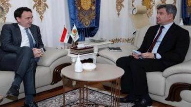 Photo of وزير النفط العراقي يعقد 3 لقاءاتلدعم قطاع الطاقة