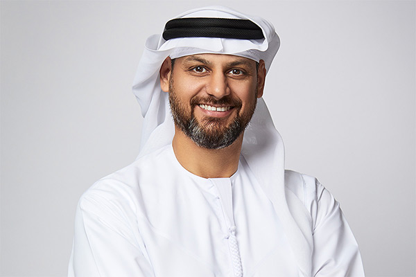 ياسر المزروعي رئيس دائرة التطوير في أدنوك - الصورة من موقع الشركة
