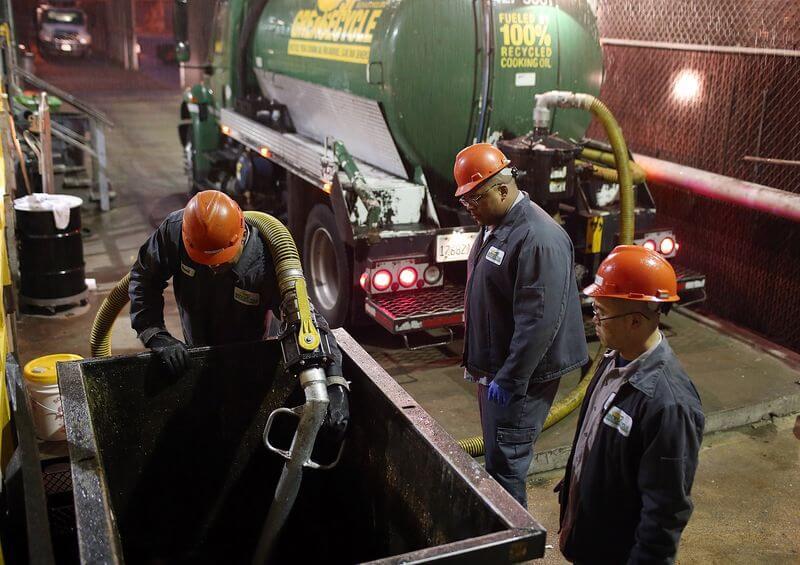 جزء من أعمال الشركات العالمية فى الوقود المتجدد