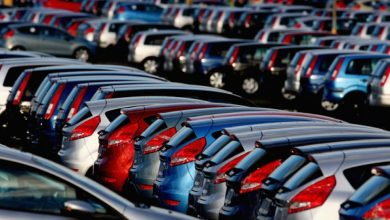 Photo of مبيعات السيّارات تتراجع في الاتّحاد الأوروبّي خلال أكتوبر