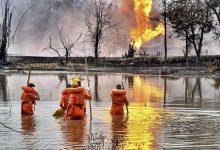 Photo of بعد 172 يومًا.. الهند تخمد حريق بئر بغجان النفطية (فيديو)