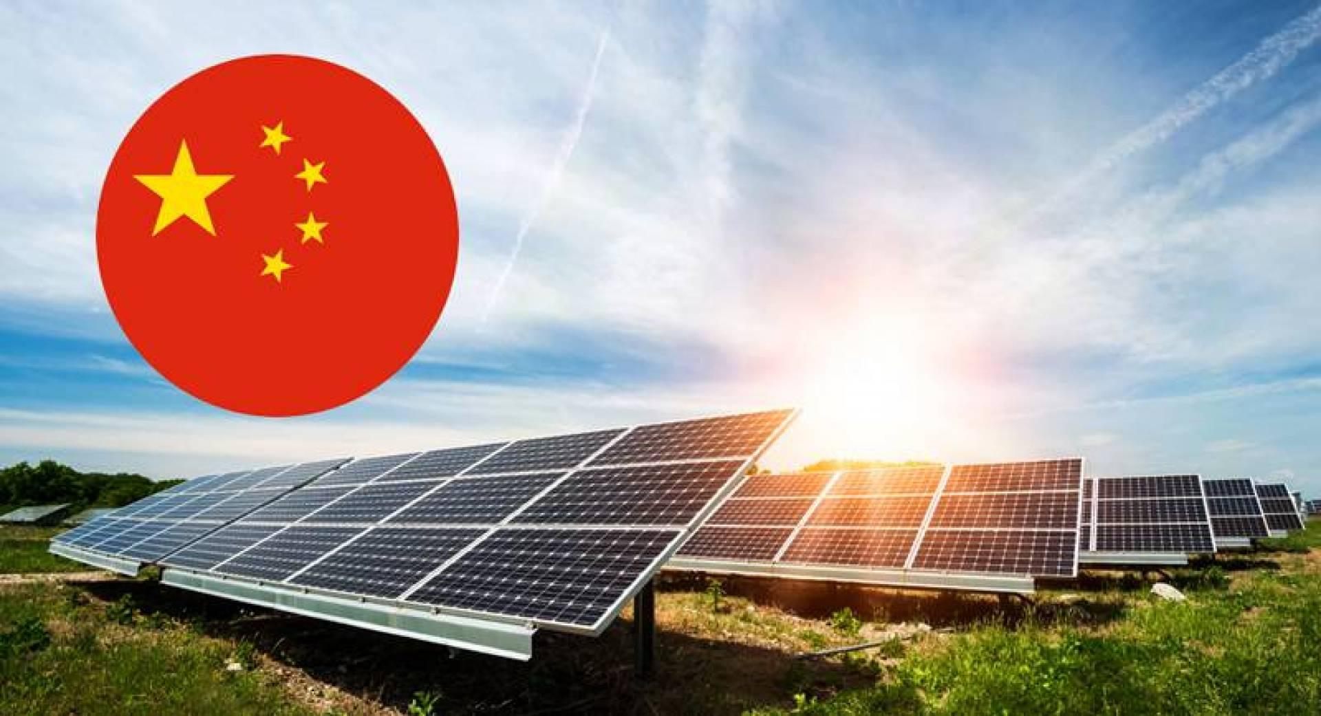 الطاقة المتجددة فى الصين