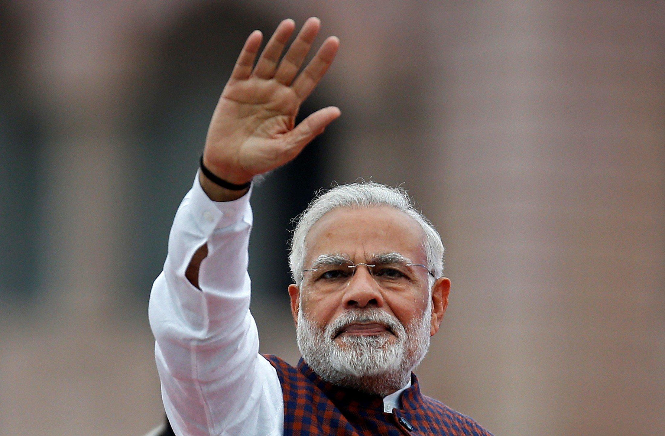 أسعار الغاز المسال - رئيس وزراء الهند ناريندرا مودي