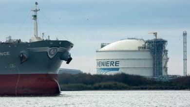 Photo of شنير إنرجي تطلب إذن لجنة الطاقة لتشغيل ثالث خطوط الغاز المسال