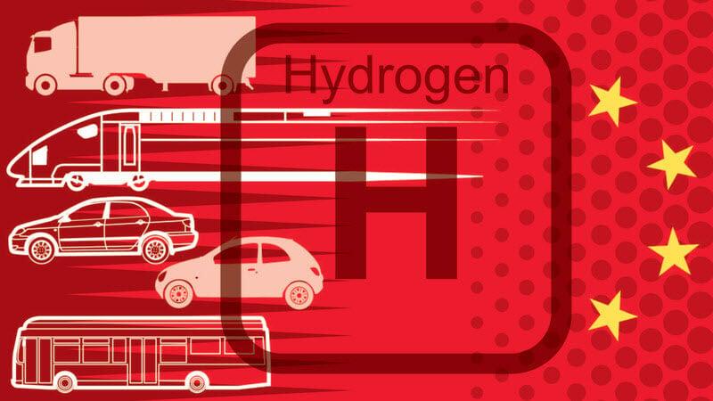 السيارات الهيدروجينية