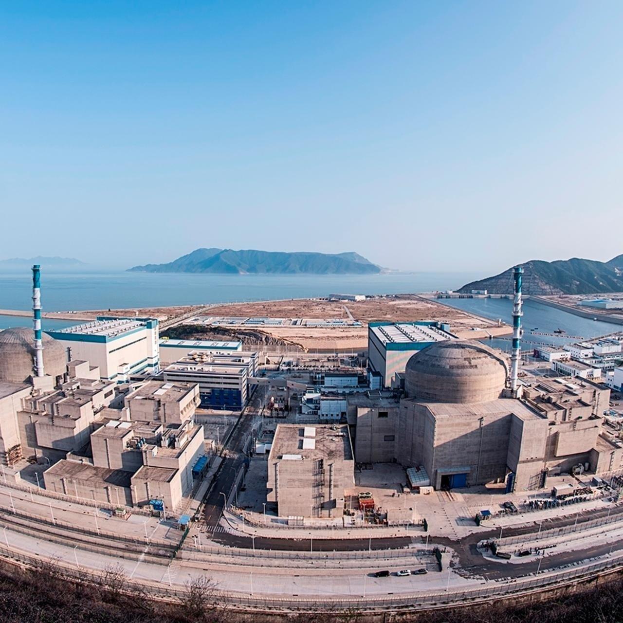 مفاعل نووي في الصين - أرشيفية