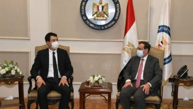 Photo of مصر وكوريا الجنوبية تستعرضان فرص الشراكة بقطاع النفط والغاز