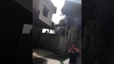 Photo of انفجار أنبوب نفط شمال لبنان (فيديو)