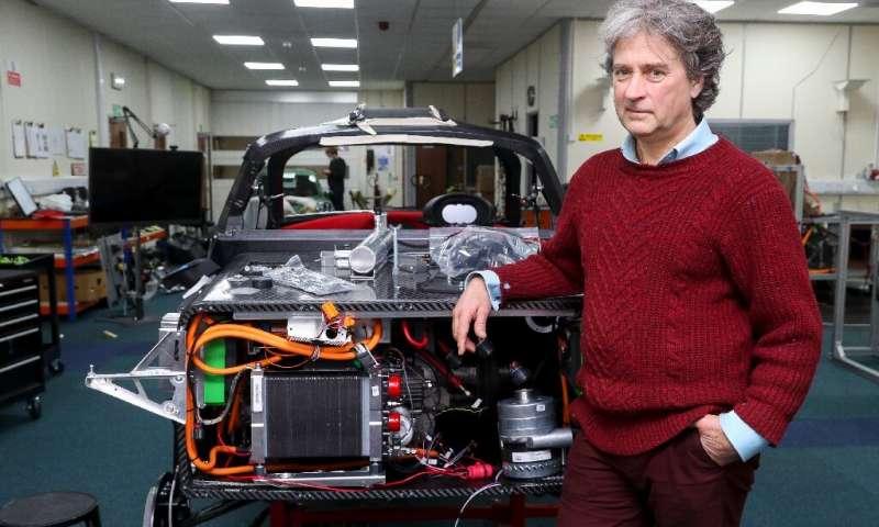 شركة ريفرسيمبلي وسيارات الهيدروجين