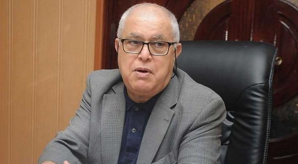 وزير الطاقة الجزائرى عبد المجيد عطار