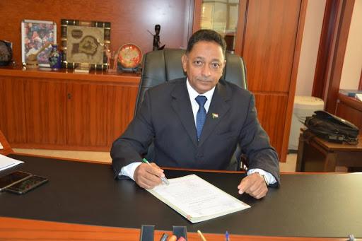 وزير الطاقة والتعدين المكلف خيرى عبد الرحمن