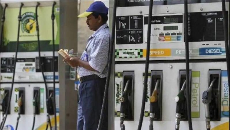 أسعار البنزين والديزل في الهند