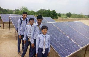 نفايات الطاقة الشمسية