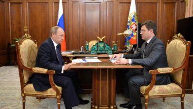 Photo of رسالة شديدة اللهجة من بوتين لشركات النفط الروسية