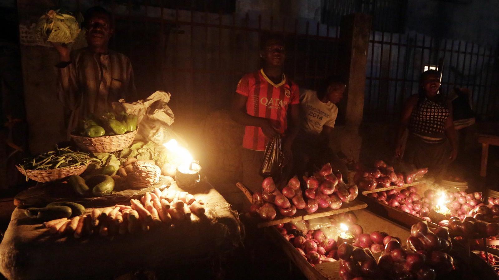 الطاقة في أفريقيا