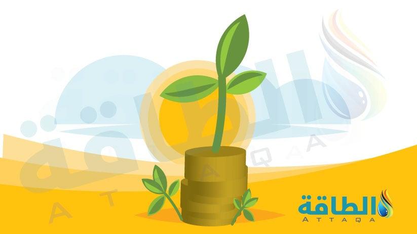 صورة تعبر عن المشروعات الخضراء والطاقة النظيفة - إنتاج منصة الطاقة- الحياد الكربوني