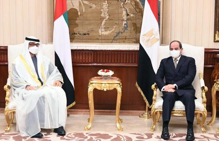 منتدى غاز شرق المتوسط - الإمارات ومصر